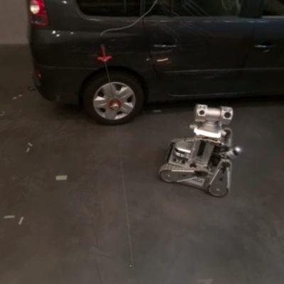 ESP Robot autonome VIKING 2018