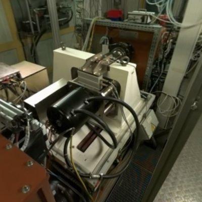 IFPEN TE Banc machine électrique
