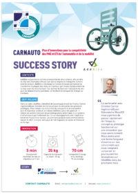 Fiche Addbike Success Story Carnauto